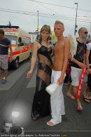 Regenbogen Parade - Ringstrasse - Sa 12.07.2008 - 115