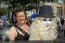 Regenbogen Parade - Ringstrasse - Sa 12.07.2008 - 120