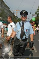 Regenbogen Parade - Ringstrasse - Sa 12.07.2008 - 127