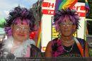 Regenbogen Parade - Ringstrasse - Sa 12.07.2008 - 13