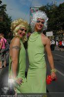 Regenbogen Parade - Ringstrasse - Sa 12.07.2008 - 133
