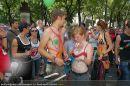 Regenbogen Parade - Ringstrasse - Sa 12.07.2008 - 146
