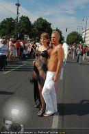 Regenbogen Parade - Ringstrasse - Sa 12.07.2008 - 149