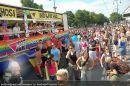 Regenbogen Parade - Ringstrasse - Sa 12.07.2008 - 150