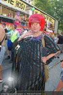 Regenbogen Parade - Ringstrasse - Sa 12.07.2008 - 161