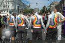 Regenbogen Parade - Ringstrasse - Sa 12.07.2008 - 22