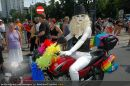 Regenbogen Parade - Ringstrasse - Sa 12.07.2008 - 25