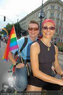 Regenbogen Parade - Ringstrasse - Sa 12.07.2008 - 26