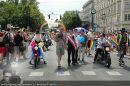 Regenbogen Parade - Ringstrasse - Sa 12.07.2008 - 29