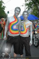 Regenbogen Parade - Ringstrasse - Sa 12.07.2008 - 36