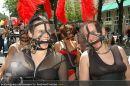 Regenbogen Parade - Ringstrasse - Sa 12.07.2008 - 4