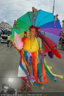 Regenbogen Parade - Ringstrasse - Sa 12.07.2008 - 43