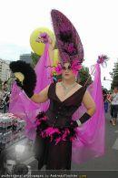 Regenbogen Parade - Ringstrasse - Sa 12.07.2008 - 54