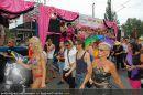 Regenbogen Parade - Ringstrasse - Sa 12.07.2008 - 58