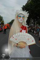 Regenbogen Parade - Ringstrasse - Sa 12.07.2008 - 66