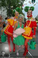 Regenbogen Parade - Ringstrasse - Sa 12.07.2008 - 82