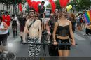 Regenbogen Parade - Ringstrasse - Sa 12.07.2008 - 83