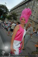 Regenbogen Parade - Ringstrasse - Sa 12.07.2008 - 93