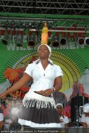 Afrika Tage - Donauinsel - Fr 25.07.2008 - 19