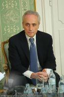 Jose Carreras - Hotel Sacher - Mo 08.09.2008 - 31