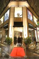 Store Reopening - Hugo Boss - Do 25.09.2008 - 23