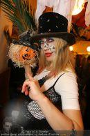 Halloween Preparty - Theatercafe - Do 30.10.2008 - 4