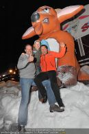 Snow mobile - Saalbach - Fr 05.12.2008 - 16