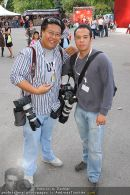 Public Viewing - Fanzone Wien - Sa 07.06.2008 - 10