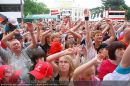 Public Viewing - Fanzone Wien - Sa 07.06.2008 - 11