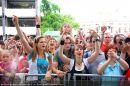 Public Viewing - Fanzone Wien - Sa 07.06.2008 - 4