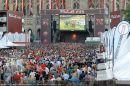 Public Viewing - Fanzone Wien - Di 10.06.2008 - 16