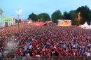 Public Viewing - Fanzone Wien - Mo 16.06.2008 - 16