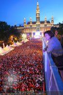 Public Viewing - Fanzone Wien - Mo 16.06.2008 - 9
