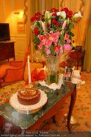 Lugner Dinner - Grand Hotel - Sa 26.01.2008 - 11