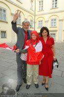 Wiener Treff - Hofburg - Mo 16.06.2008 - 2