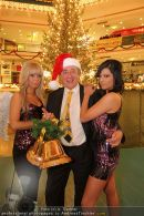 Santa Lugner - Lugner City - Fr 19.12.2008 - 21