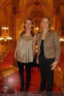 Wienerin 2008 - Rathaus - Fr 14.03.2008 - 228