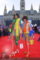 Lifeball Red Carpet Gäste - Rathaus - Sa 17.05.2008 - 102
