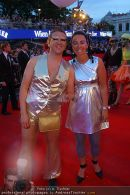Lifeball Red Carpet Gäste - Rathaus - Sa 17.05.2008 - 155