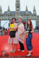 Lifeball Red Carpet Gäste - Rathaus - Sa 17.05.2008 - 24