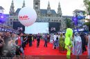 Lifeball Red Carpet Gäste - Rathaus - Sa 17.05.2008 - 97