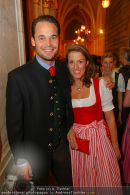 Almdudler Ball - Rathaus - Fr 19.09.2008 - 164
