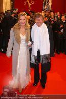 Opernball Red Carpet - Staatsoper - Do 31.01.2008 - 32