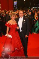 Opernball Red Carpet - Staatsoper - Do 31.01.2008 - 40