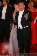 Opernball Red Carpet - Staatsoper - Do 31.01.2008 - 42