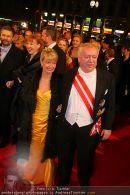 Opernball Red Carpet - Staatsoper - Do 31.01.2008 - 43