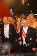 Opernball Red Carpet - Staatsoper - Do 31.01.2008 - 44