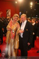 Opernball Red Carpet - Staatsoper - Do 31.01.2008 - 46