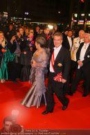 Opernball Red Carpet - Staatsoper - Do 31.01.2008 - 47
