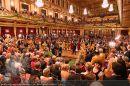 Philharmonikerball - Musikverein - Do 22.01.2009 - 14